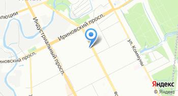 Экспресс-Почта 24 часа по РФ на карте