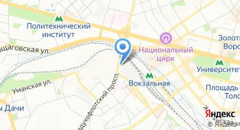 Магазин Военный Охотник на карте