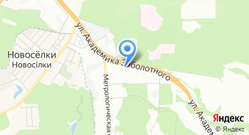 Адвокатское объединение Киевская коллегия адвокатов Праволад на карте