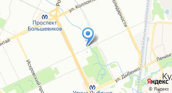 Студия красоты Fabrik на карте