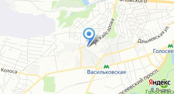 Компания Колдбокс на карте