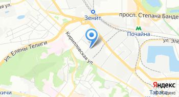 Производственно-торговое предприятие РМС-Киев на карте