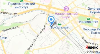 Управляющая компания Еврохата на карте