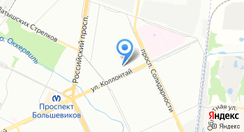 Power-Way на карте