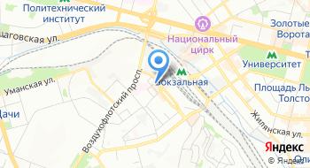 Международная Полицейская Ассоциация Украинская Секция на карте