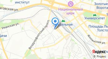Компания Интернет-Системы на карте
