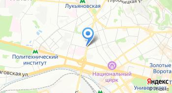 Компания Комел+ на карте