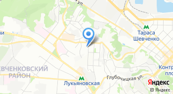 Информационно-диспетчерская служба Союз на карте