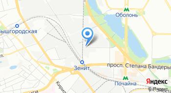 Фирма Экосити на карте
