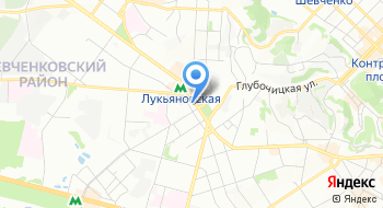 Магазин Белорусская косметика на карте