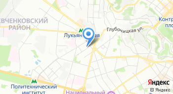 Интернет-магазин Mistersvet на карте