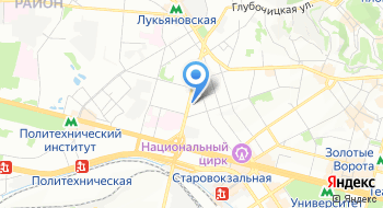 Компания Е.С. Аудит на карте