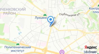 Магазин фейерверки Пиро-синтез №1 на карте