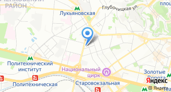Винный супермаркет OKwine на карте