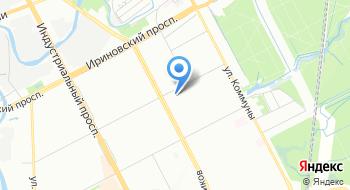Жилкомсервис №2 Красногвардейского района на карте