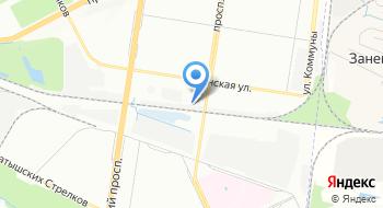 МотоБокс OrangeBox на карте