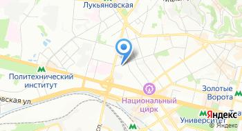 СК Инвент на карте