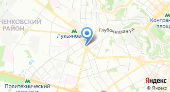 Киевская городская прокуратура №10 на карте