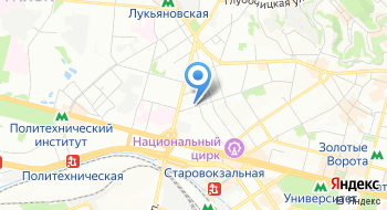 Интернет-магазин Vivienne на карте