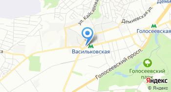 Компания Агроскоп Интернешнл на карте