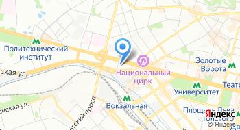Компания Укрконсалтинг на карте