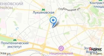 Компания Аудит-Аск на карте