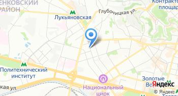 Интернет-магазин MisVanna на карте