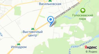 Оркестр классической академической музыки Украины на карте