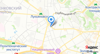 Компания Стингрей на карте