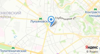 Трускавецкурорт на карте