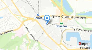 Компания Codeengineers на карте