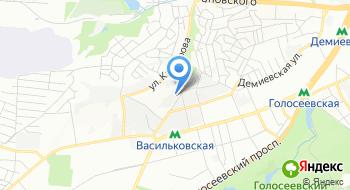 Центр комплектации строительных объектов на карте