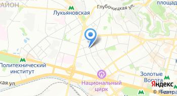 Магазин-кафе Raki-Club на карте