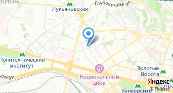 Компания Модельный ряд на карте