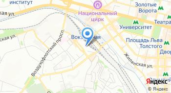 Отдел таможенного оформления № 1 Киевской городской таможни ГФС на карте