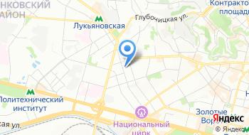 Артель Т на карте