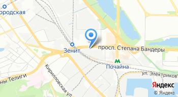 Студия печати Macrosvit на карте