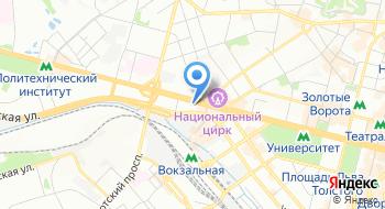 Междугороднее Такси Флагман на карте