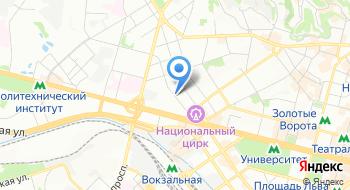 Рокада на карте