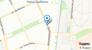 Гвиант на карте