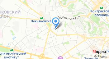 Интернет-магазин Мегалюкс на карте