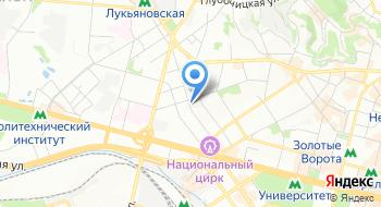 Ресторан быстрого питания Казаночек на карте
