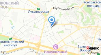 Компания Infotime security на карте