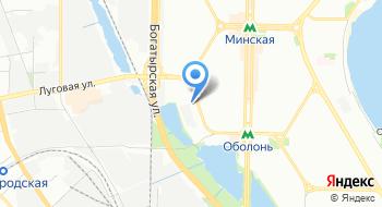 Киевская местная прокуратура №5 на карте