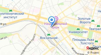 Компания Страж на карте