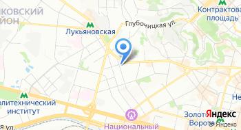 Украинский государственный институт по проектированию предприятий рыбного хозяйства и промышленности Укррыбпроект на карте