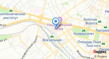 Компания Альта-Профиль Украина на карте