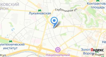Меховой салон-ателье на Тургеневской на карте