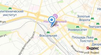 Сервисный центр Эй Энд Ди Украина на карте
