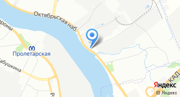 Уткина Заводь на карте